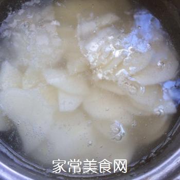 凉拌土豆片的做法步骤:2