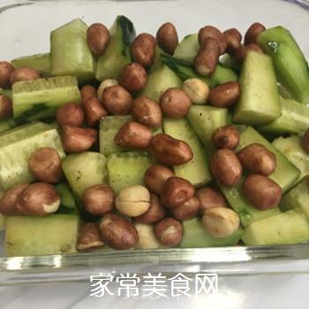 凉拌黄瓜的做法步骤:7