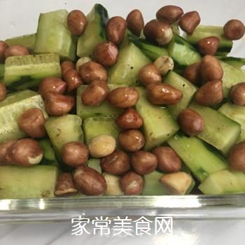 凉拌黄瓜的做法步骤:9