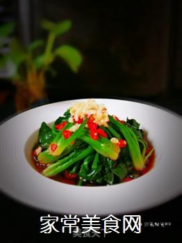 凉拌菠菜的做法步骤:9