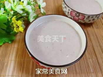 红豆薏米大枣豆浆的做法步骤:10