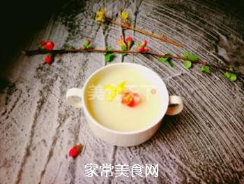米润豆浆的做法步骤:9