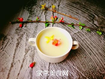 米润豆浆的做法