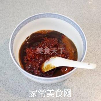 超美味的万能酱-----黄豆牛肉酱的做法步骤:5