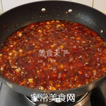 超美味的万能酱-----黄豆牛肉酱的做法步骤:9