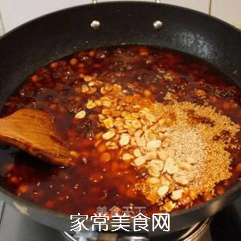 超美味的万能酱-----黄豆牛肉酱的做法步骤:10