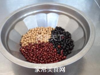 五谷粥的做法步骤:2