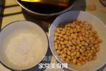 咖喱乡巴佬豆的做法步骤:3