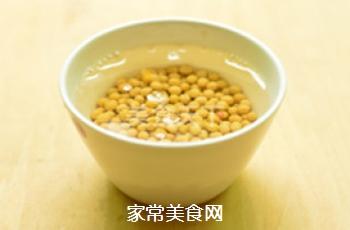 苦瓜黄豆猪骨汤的做法步骤:2