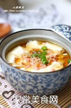 细腻嫩滑健康美味----豆腐脑的做法