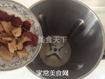 荞麦红枣豆浆的做法步骤:2