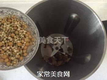 荞麦红枣豆浆的做法步骤:3