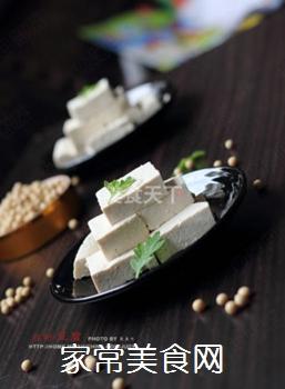 放心豆腐自己做----自制豆腐的做法步骤:21