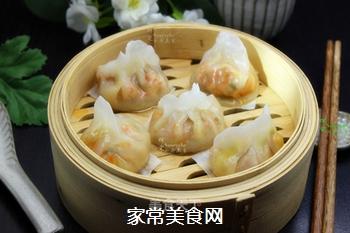水晶灌汤饺的做法