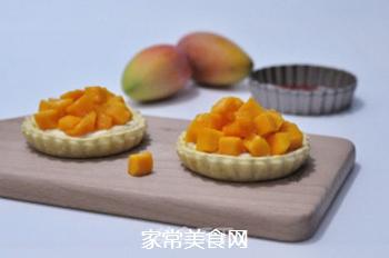 #信任之美#迷你芒果挞的做法步骤:23