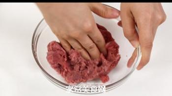 #信任之美#轻松熊日式汉堡的做法步骤:4