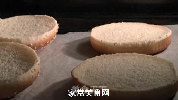#信任之美#轻松熊日式汉堡的做法步骤:12