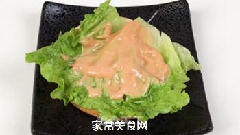 #信任之美#轻松熊日式汉堡的做法步骤:13