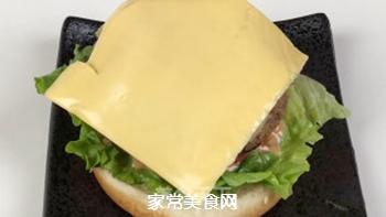 #信任之美#轻松熊日式汉堡的做法步骤:17