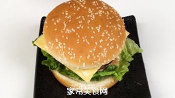 #信任之美#轻松熊日式汉堡的做法步骤:18