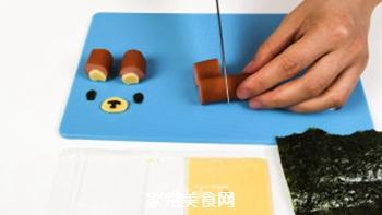 #信任之美#轻松熊日式汉堡的做法步骤:19
