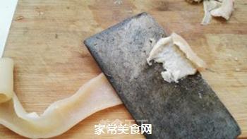 砂锅水晶猪皮冻的做法步骤:2
