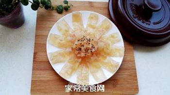 砂锅水晶猪皮冻的做法步骤:11