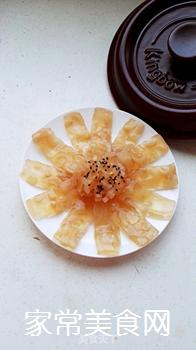 砂锅水晶猪皮冻的做法步骤:12