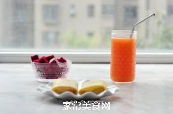 #信任之美#西柚胡萝卜汁的做法步骤:5