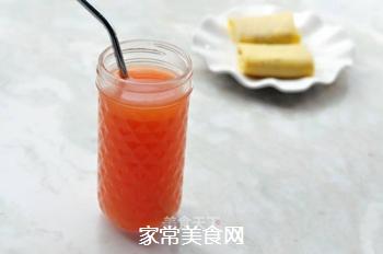 #信任之美#西柚胡萝卜汁的做法