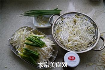 酱拌豆芽的做法步骤:2