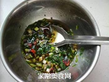 凉拌茄子的做法步骤:8