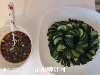 蓑衣黄瓜的做法步骤:6