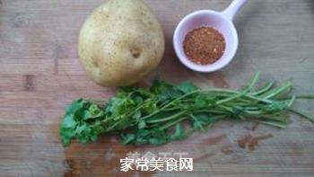 香酥土豆丝的做法步骤:1