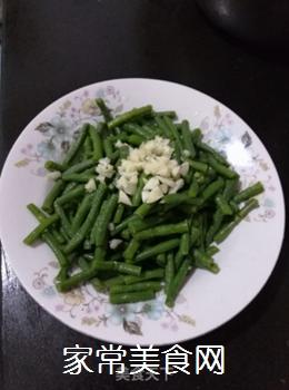 爽口拌豇豆的做法步骤:4