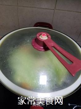 焖豆角的做法步骤:5