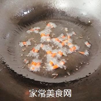 清炒荞子的做法步骤:4