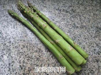 蚝油芦笋的家常做法