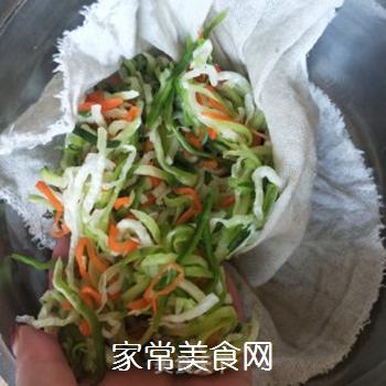 葱油萝卜丝的做法步骤:4