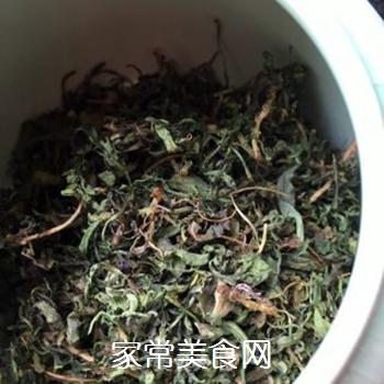 炒苦菜茶的做法步骤:12
