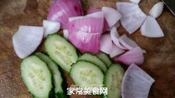 葱油焖香菇的做法步骤:3