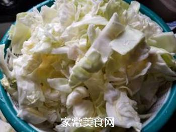 蚝油包心菜的家常做法