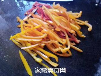 醋溜土豆丝的做法步骤:3