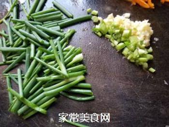 醋溜土豆丝的做法步骤:4