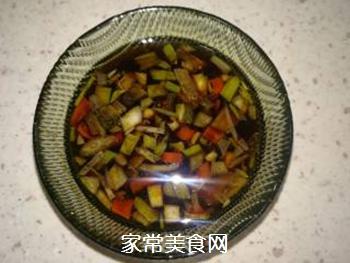 蘸汁豆腐的做法步骤:5