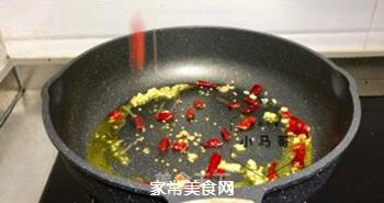 青椒炒笋片#下饭菜的做法步骤:3