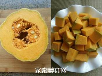 素炒南瓜的做法步骤:1
