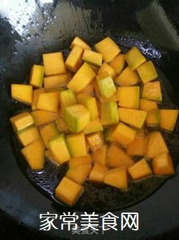 素炒南瓜的做法步骤:3