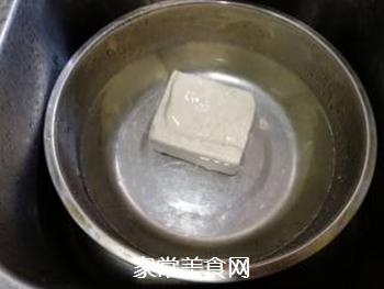 黄金酸甜豆腐的家常做法
