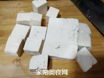 黄金酸甜豆腐的做法步骤:2